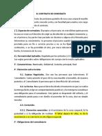 El Contrato de Comodato 4 (1)