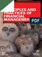 Principles Practices Financial Management