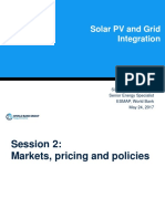 Solar PV and Grid Integration