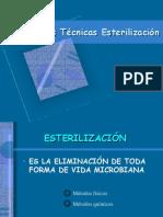 Normas de esterilizacion