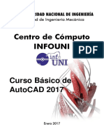 Manual de AutoCAD Basico 2017