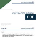 Wikipedia como Solução Corporativa
