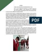 Texto Analisis de Situaciones de Opresion