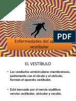 Enfermedades Del Aparato Vestibular