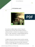 Terror Na Casa 107 (História Real )