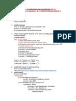 "Install & Configuration Web Server Php 5.6 for ""Laravel Framework"" in System Operation Centos 7"