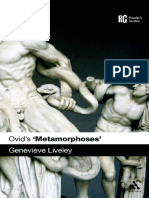 (Reader's Guides) Genevieve Liveley-Ovid's 'Metamorphoses'_ a Reader's Guide -Continuum (2011)
