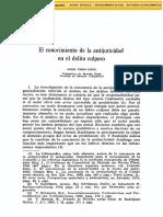 Dialnet-ElConocimientoDeLaAntijuricidadEnElDelitoCulposo-46162