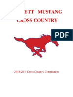 2018-2019 corbett athletic constitution - cross country