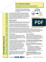 Biogas Group Factsheet