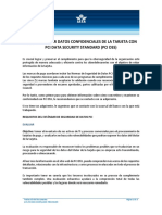 IATA - Procedimiento PCI