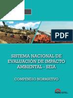 Sistema Nacional de Evaluación de Impacto Ambiental SEIA Compendio Normativo