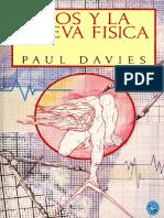 Dios y La Nueva Fisica P Davies