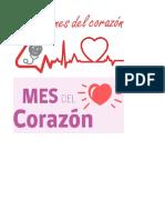 Mes Del Corazon