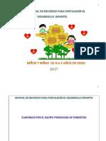 Manual de Recursos Para El Fortalecimienta de Los Prcesos de Escala