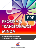 Soalan Program Transformasi Minda