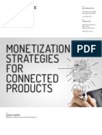 Monetization Strategies for Connected Products