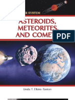Asteroids, Meteorites and Comets (Solar System)