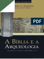 A Biblia e a Arqueologia
