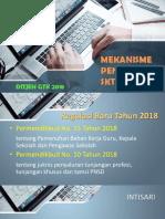 Mekanisme Penerbitan Sktp 2018