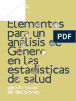 2009 OPS OMS Elementos Para Un Analisis de Genero en Las Estadisticas de Salud (1)