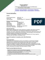 UT Dallas Syllabus for isns3367.0i1.10f taught by Ignacio Pujana (pujana)