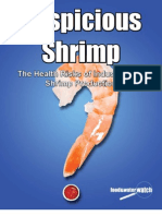 Suspicious Shrimp