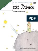 Le Petit Prince (Pangeran Cilik) - Antoine De Saint-Exupery.pdf