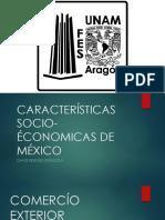 Socioeconomicas de México