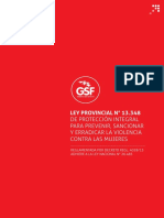 Ley provincial