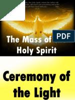 Mass of the Holy Spirit