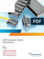 10 Tyco DynamicSeries Connectors