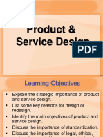 OPRMGMT (Product & Service Design)