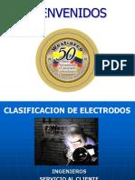 Clasificacion de Los Electrodos
