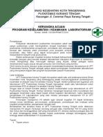 KAK Program Keselamatan Lab.doc