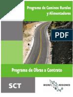 Clasificacion de Caminos-sct
