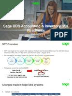 Sage UBS SST Info
