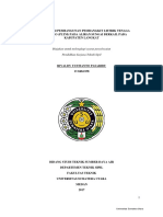 Studi Potensi Pembangunan PLTM