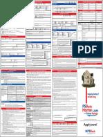 PSBank Home Loan Application Form