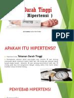 Ppt Hipertensi Untuk Rizki