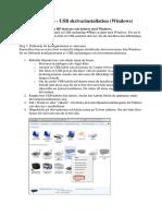 HP-skrivare - USB Skrivarinstallation (Windows)