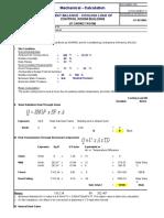 Calculation for HVAC