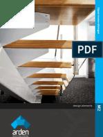 M2 Stair Balustrade Technical Data Sheet