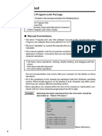 Casio Program-Link FA-123 Manual