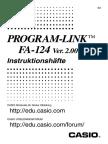 Casio Program-Link FA-124 Ver 2.00 Instruktionshäfte.pdf