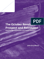 [Historical Materialism Book Series] John Eric Marot - The October Revolution in Prospect and Retrospect (2012, Brill)
