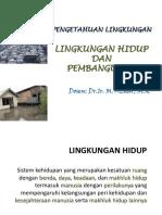 1. KULIAH Pengetahuan Lingkungan.ppt