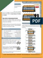 LAL205a-T DBS ATSC Directv Amplifier
