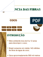 Fibra do coco