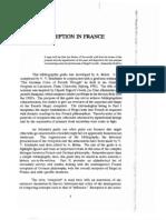 Hegel's - Reception in France